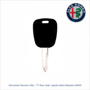 Clé de voiture Alfa Roméo Saint Nazaire