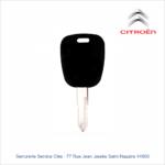 Clé de voiture Citroen Saint Nazaire