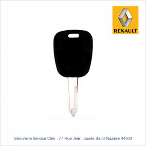 Clé de voiture Renault
