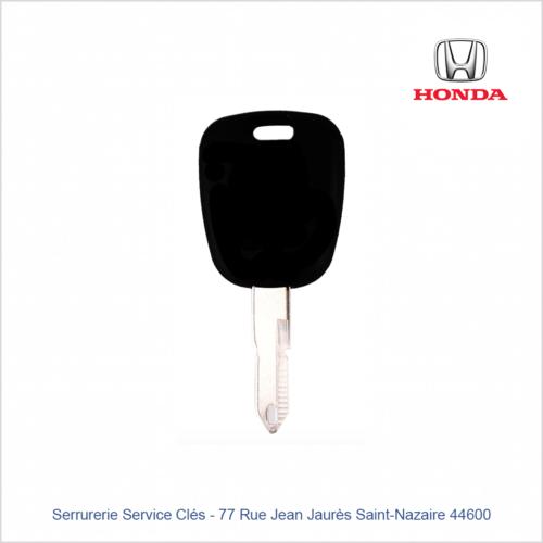 Clé de voiture Honda