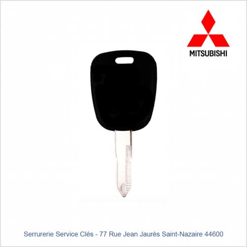 Clé de voiture Mitsubishi