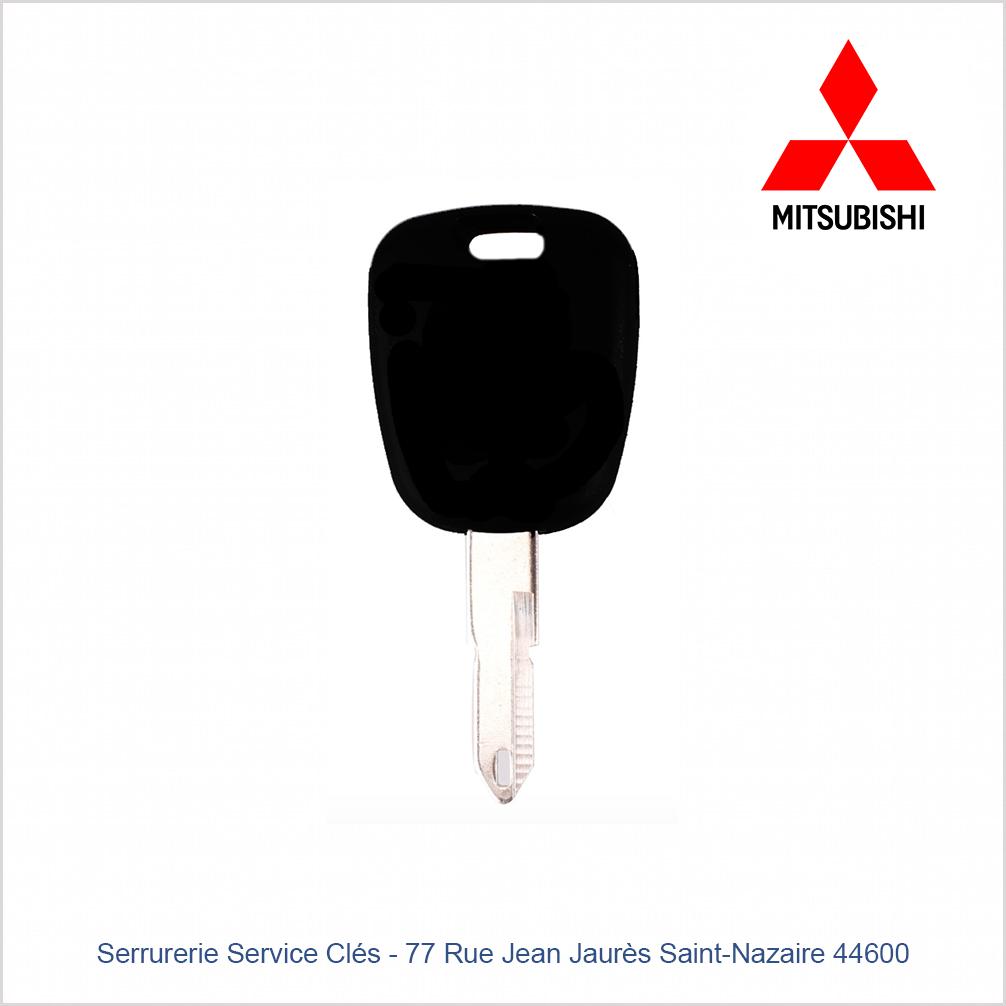Clé de voiture Mitsubishi - Serrurerie Service Clés 7dd228b489e