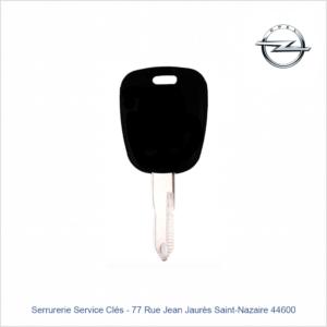 Clé de voiture Opel