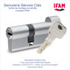 cylindre a bouton ifam f6s